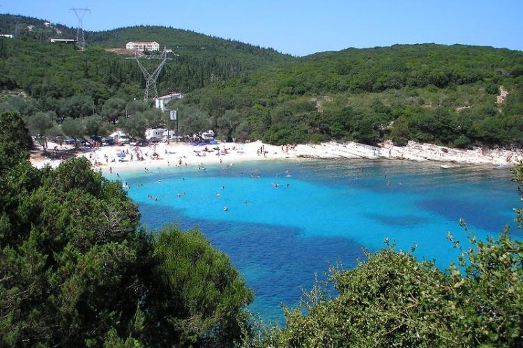 Пляж Эмблиси, Греция