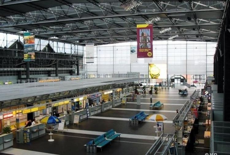 Сервисы в аэропорту Дрездена