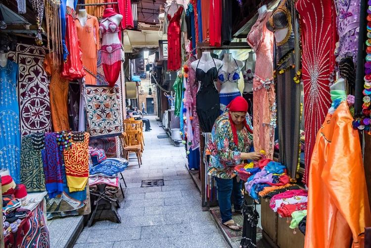 Шоппинг, Египет, базар