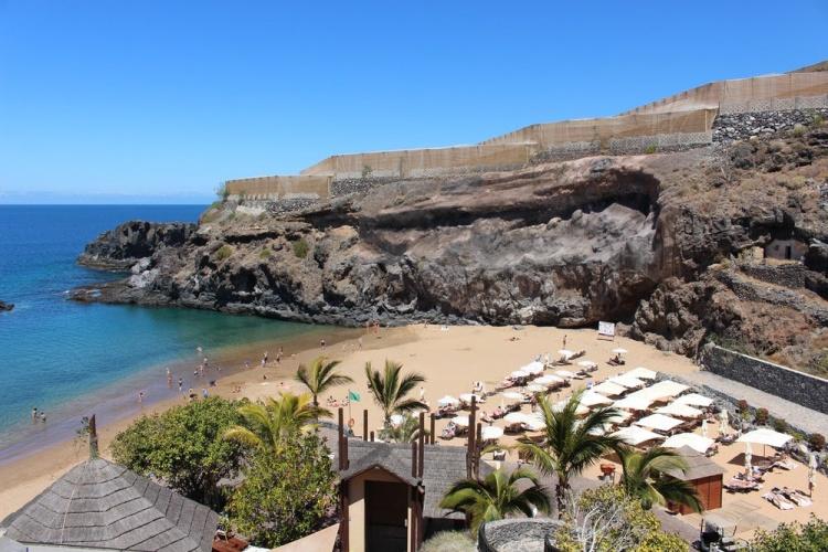 Тихие пляжи Тенерифе, Плайя де Абама