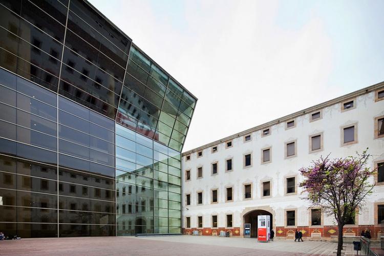 Культурный центр Барселоны, фото