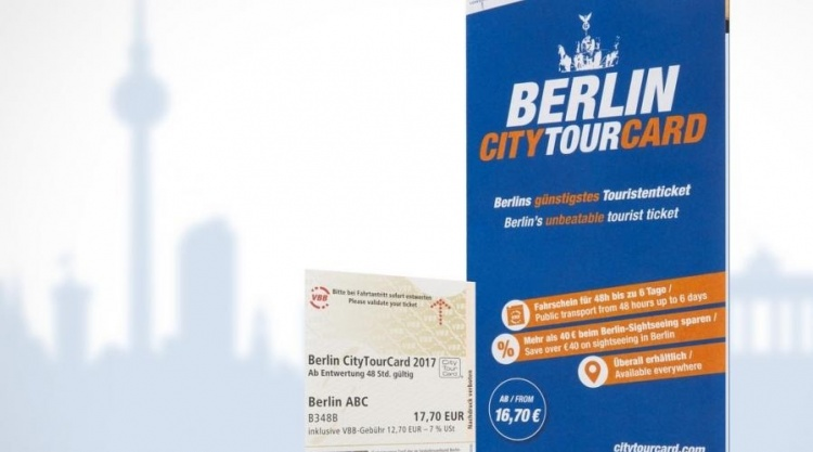 Berlin CityTourCard