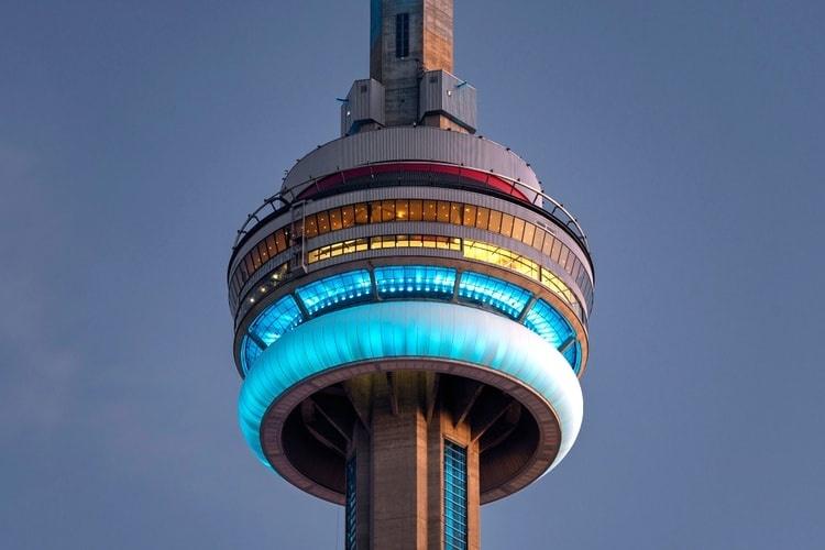 Башня CN в Торонто