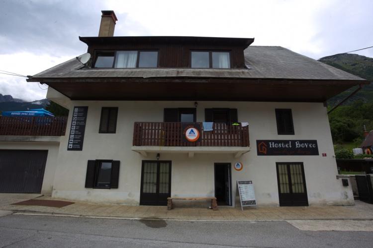 Хостел в Бовец, Hostel Bovec
