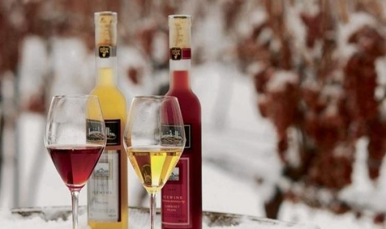 Ледяное вино из Канады
