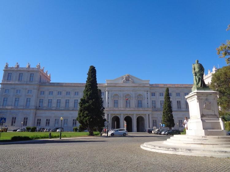Королевский дворец Ажуда