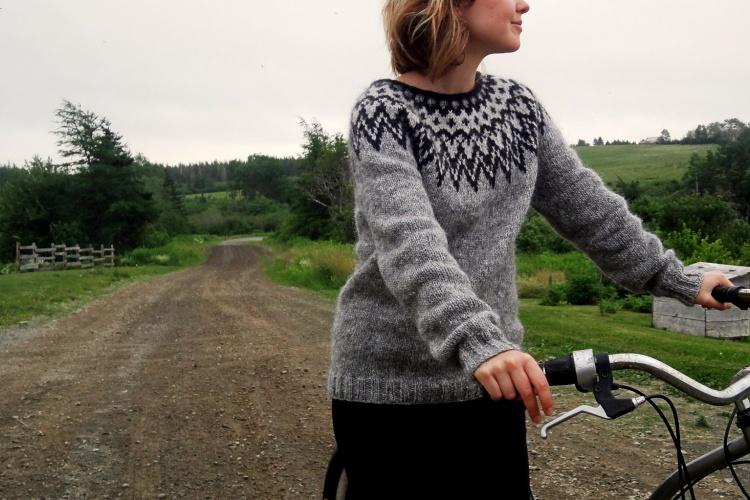 Национальный исландский свитер