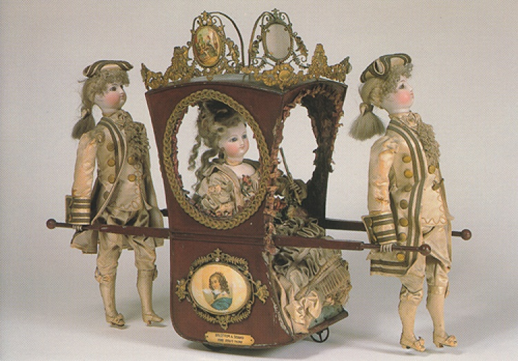 Национальный музей кукол, Монако