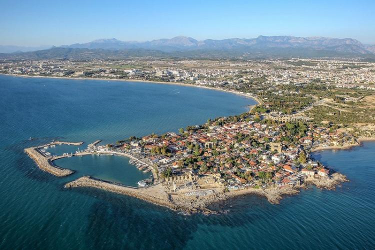 Пляжи Турции, Анталия