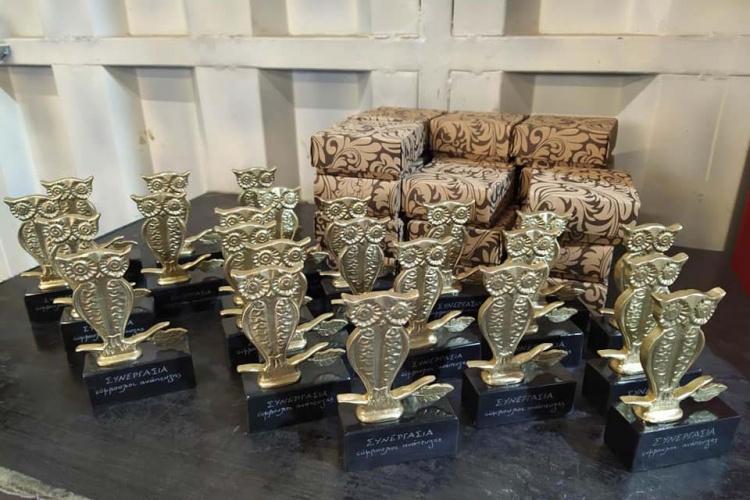 Подарки с Крита - бронзовые статуэтки