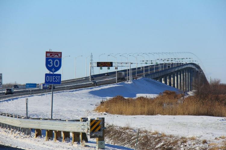 Autoroute 30 в Квебеке