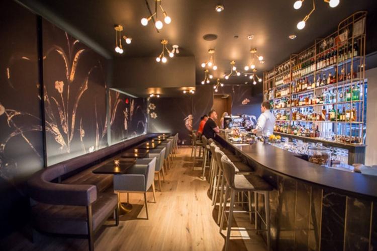 Alo Restaurant в Торонто
