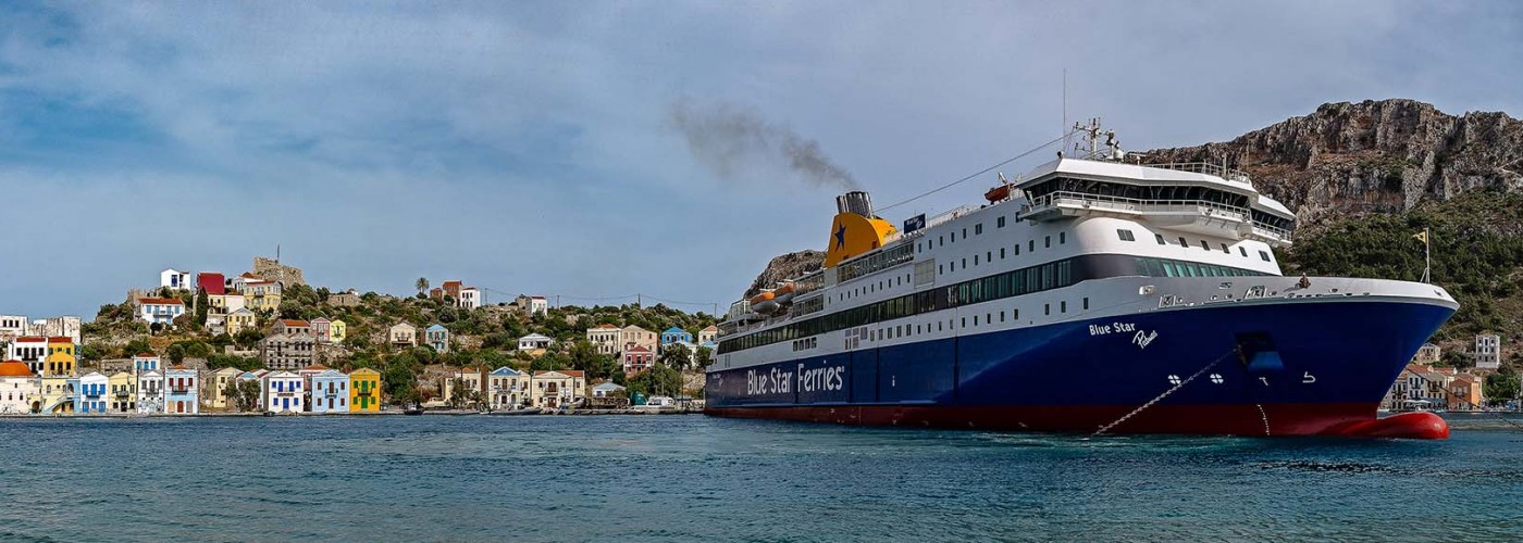 Междугородный транспорт Греции: поезда, автобусы и паромы
