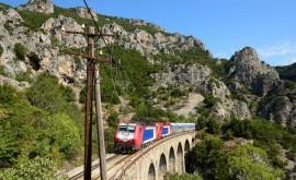 Междугородный транспорт Греции: поезда, автобусы и паромы - изображение №3