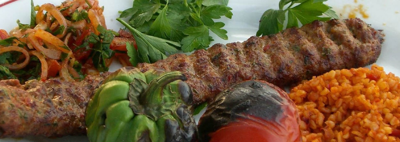 Национальная кухня Турции — выпечка, мясо, сладости