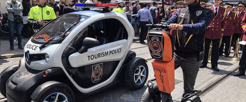 Безопасность для туристов в Турции. Полиция Турции