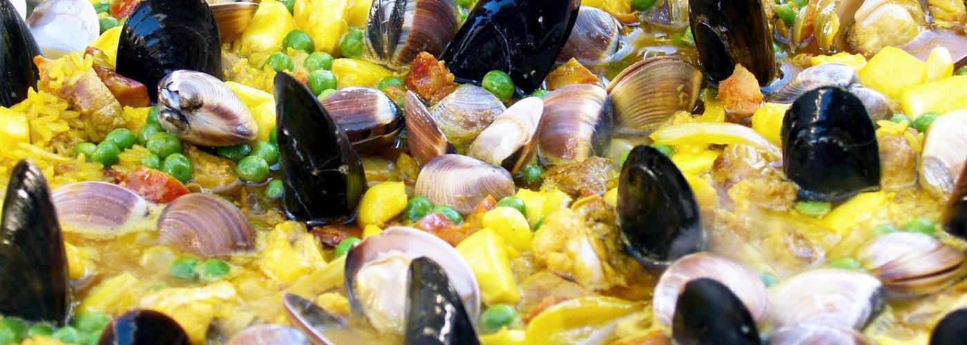 Традиционная испанская кухня