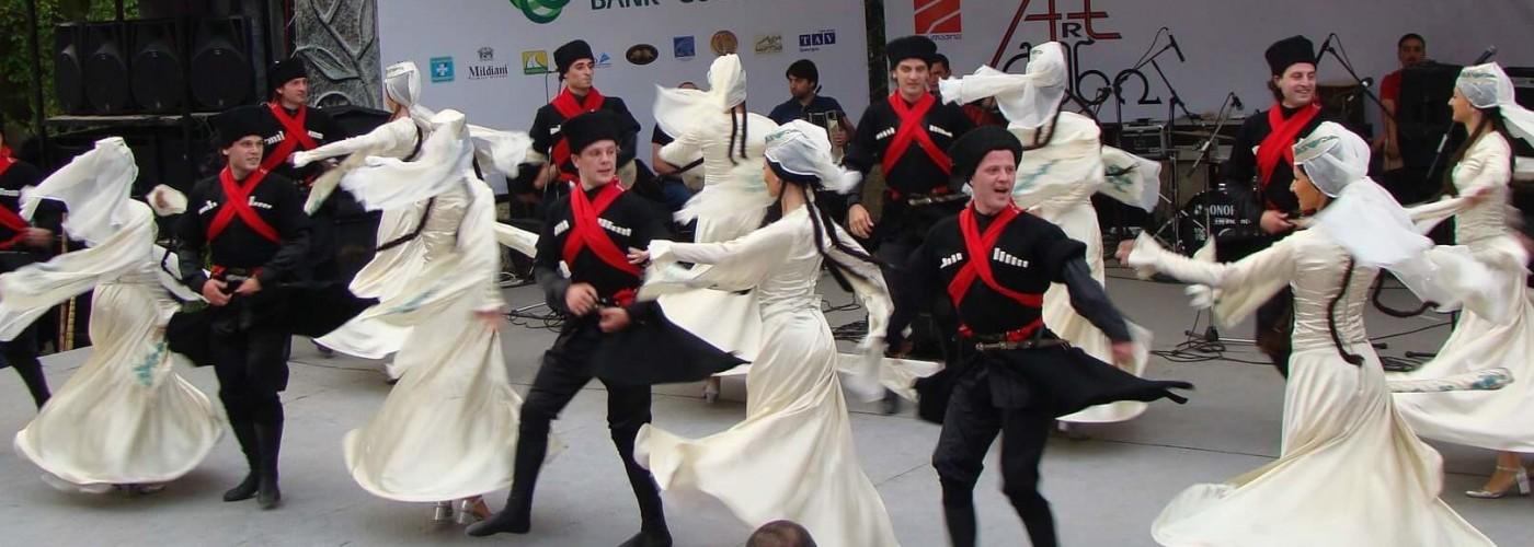 Праздники и фестивали Грузии