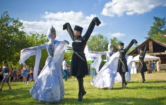 Праздники и фестивали Грузии - изображение №1