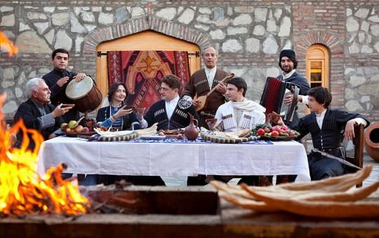 Традиции и будни Грузии: гостеприимство, менталитет, религия - изображение №1