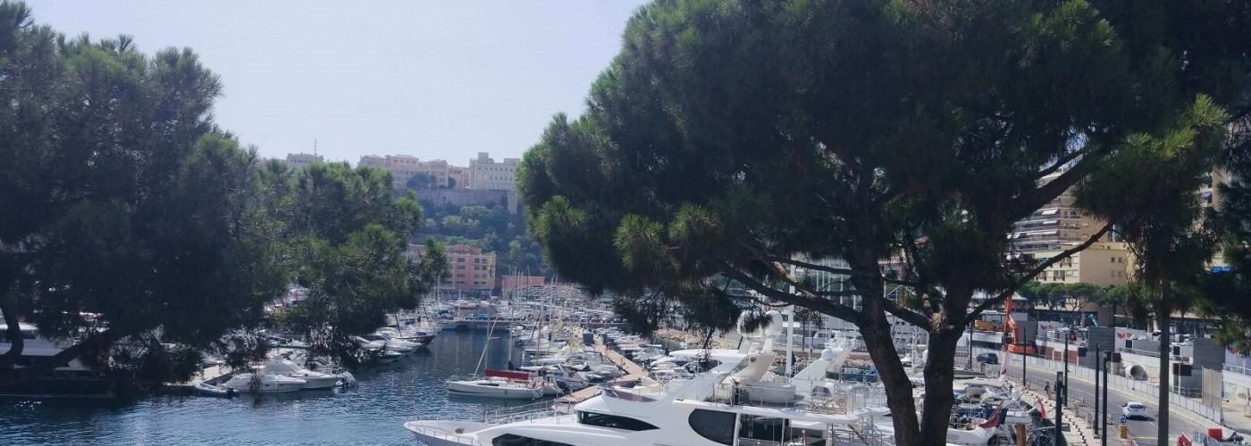 Погода в Монако