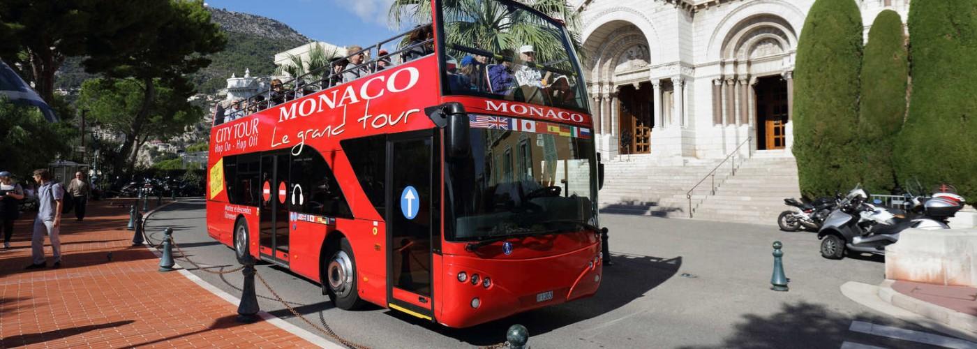Общественный транспорт Монако — автобусы, движущиеся тротуары, поезда