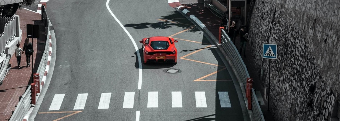 ПДД и загруженность дорог в Монако