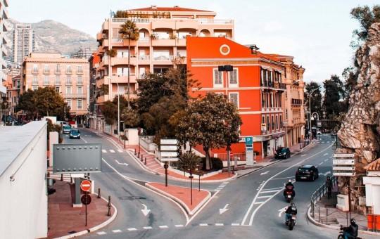 ПДД и загруженность дорог в Монако - изображение №1