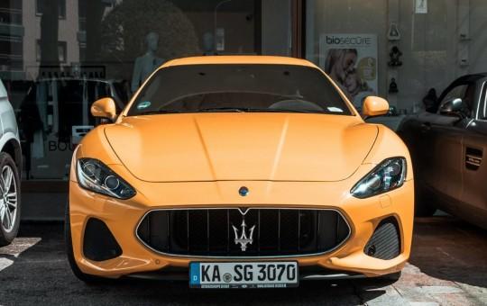 Аренда автомобиля в Монако - изображение №1