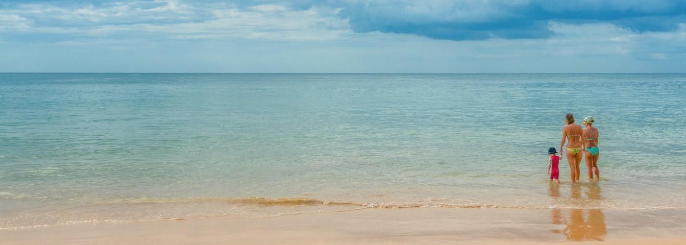 Отдых с детьми в Таиланде: развлечения, еда, пляжный отдых, безопасность