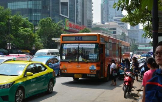 Междугородный общественный транспорт Таиланда: поезда,  автобусы и паромы - изображение №1