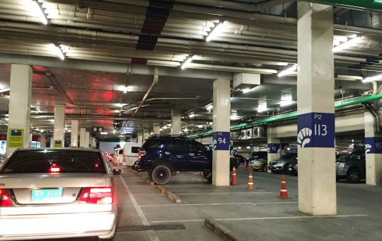 Официальные и негласные ПДД в Таиланде, парковки, цена на топливо - изображение №1