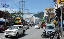 Официальные и негласные ПДД в Таиланде, парковки, цена на топливо - изображение №2