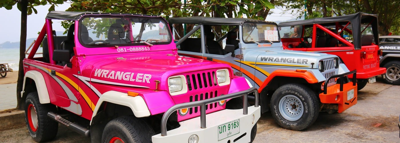 Аренда автомобиля и мотобайка в Таиланде: где, как и за сколько