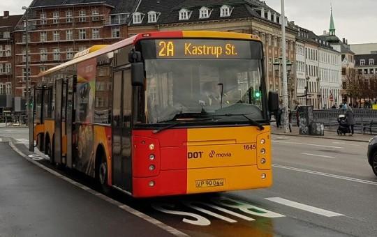 Транспорт Дании: автобусы, паромы, поезда - изображение №1