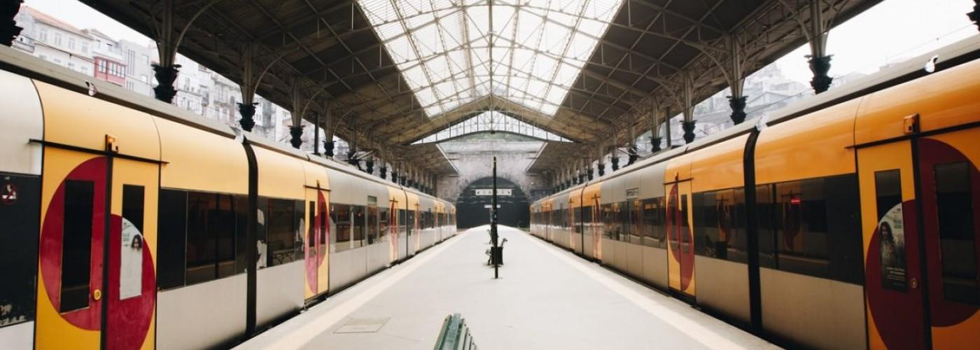 Междугородный общественный транспорт в Португалии: поезда и автобусы