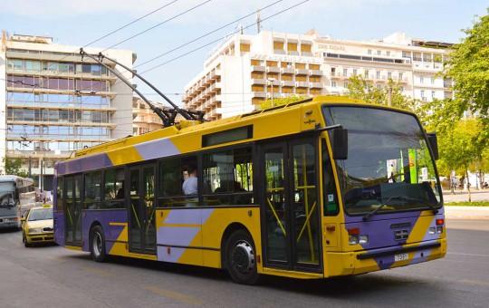 Городской транспорт в Афинах: виды, цены, особенности - изображение №1