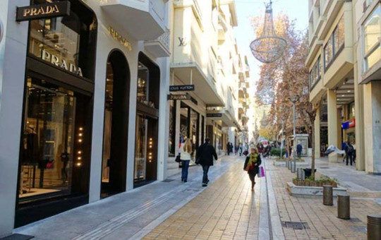 Шопинг в Афинах: известные бренды, обувь, сувениры, украшения - изображение №1