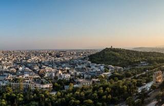 Погода в Афинах по месяцам