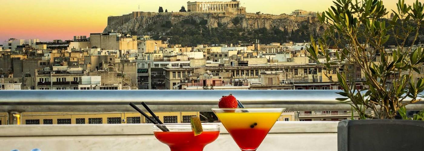 Кухня Афин: что попробовать и где. Топ ресторанов в Афинах