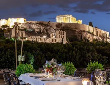 Кухня Афин: что попробовать и где. Топ ресторанов в Афинах - изображение №1