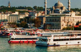 Городской транспорт в Стамбуле: виды, цены, особенности