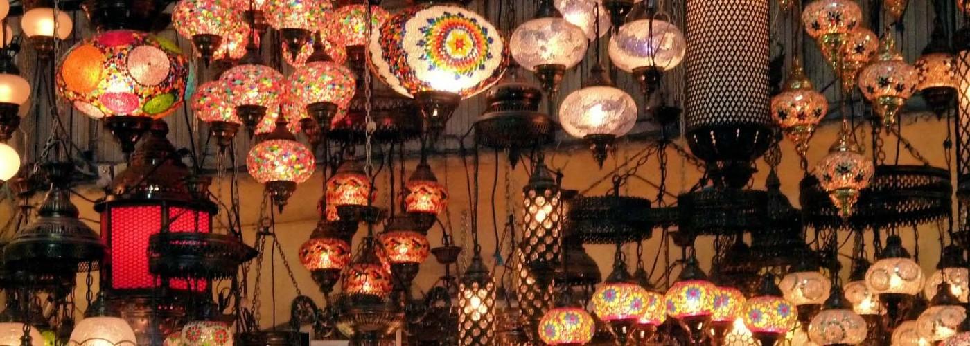 Стамбул: шоппинг — торговые центры, рынки, антиквариат, сувениры