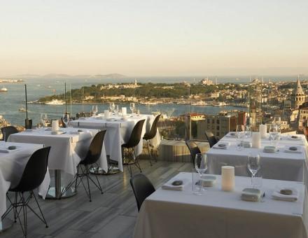 Стамбул: еда и цены в ресторанах, вегетарианских закусочных, на рынках - изображение №1