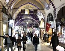 Стамбул: еда и цены в ресторанах, вегетарианских закусочных, на рынках - изображение №3