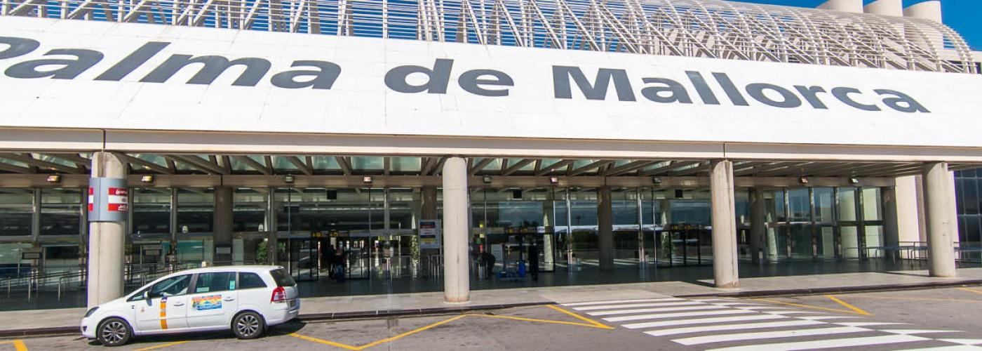 Аэропорт Пальма де Майорка, PMI / Palma de Mallorca