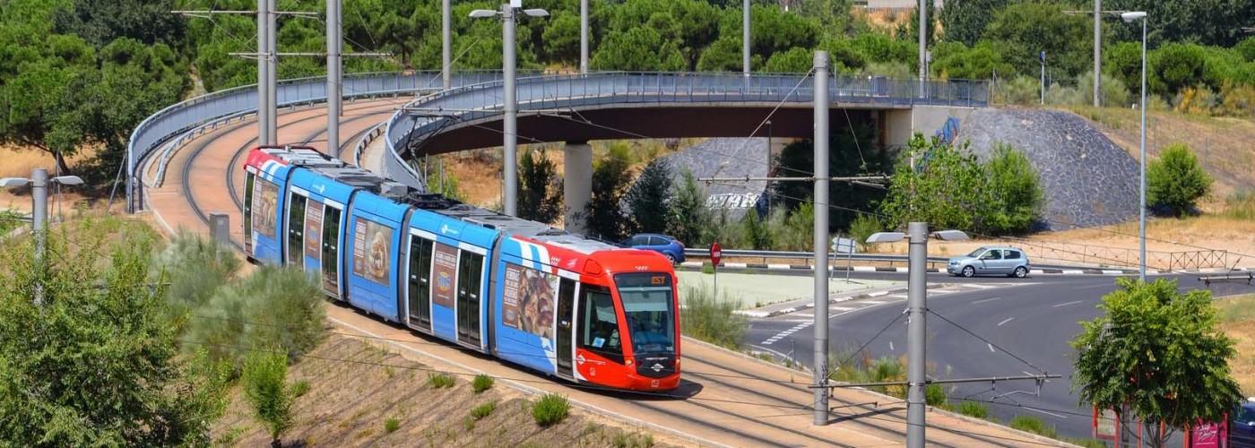 Общественный транспорт Мадрида: метро, скоростные трамваи и не только