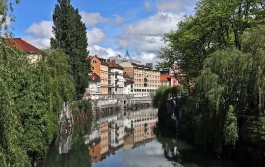 Любляны: районы города — описание, как добраться - изображение №1