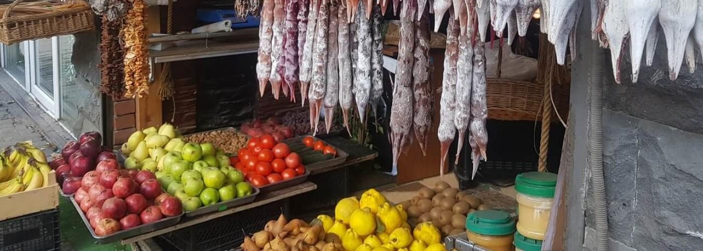 Где и что поесть в Батуми: рестораны, кафе, уличная еда и продуктовые рынки