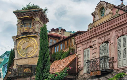 Районы столицы Грузии: где, что посмотреть - изображение №1